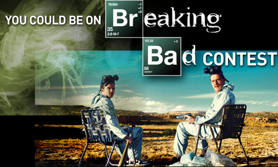 <em>Breaking Bad</em> Video Contest &#8211; Submission Deadline May 1 at Noon!