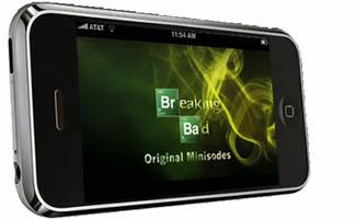 Get <em>Breaking Bad</em> on Your iPhone