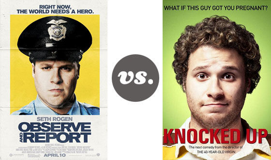 One on One – Seth Rogen Now Versus Seth Rogen Then