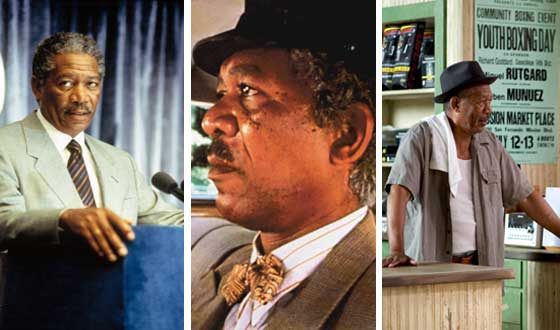 Oh God! The Many Faces of Morgan Freeman – Which Do You Revere?