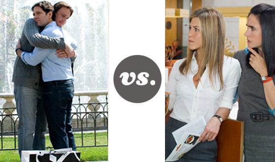 One on One – Bromance Versus Romance