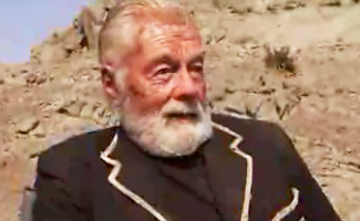 Exclusive Video – Meet 93 (aka Actor John Whiteley)