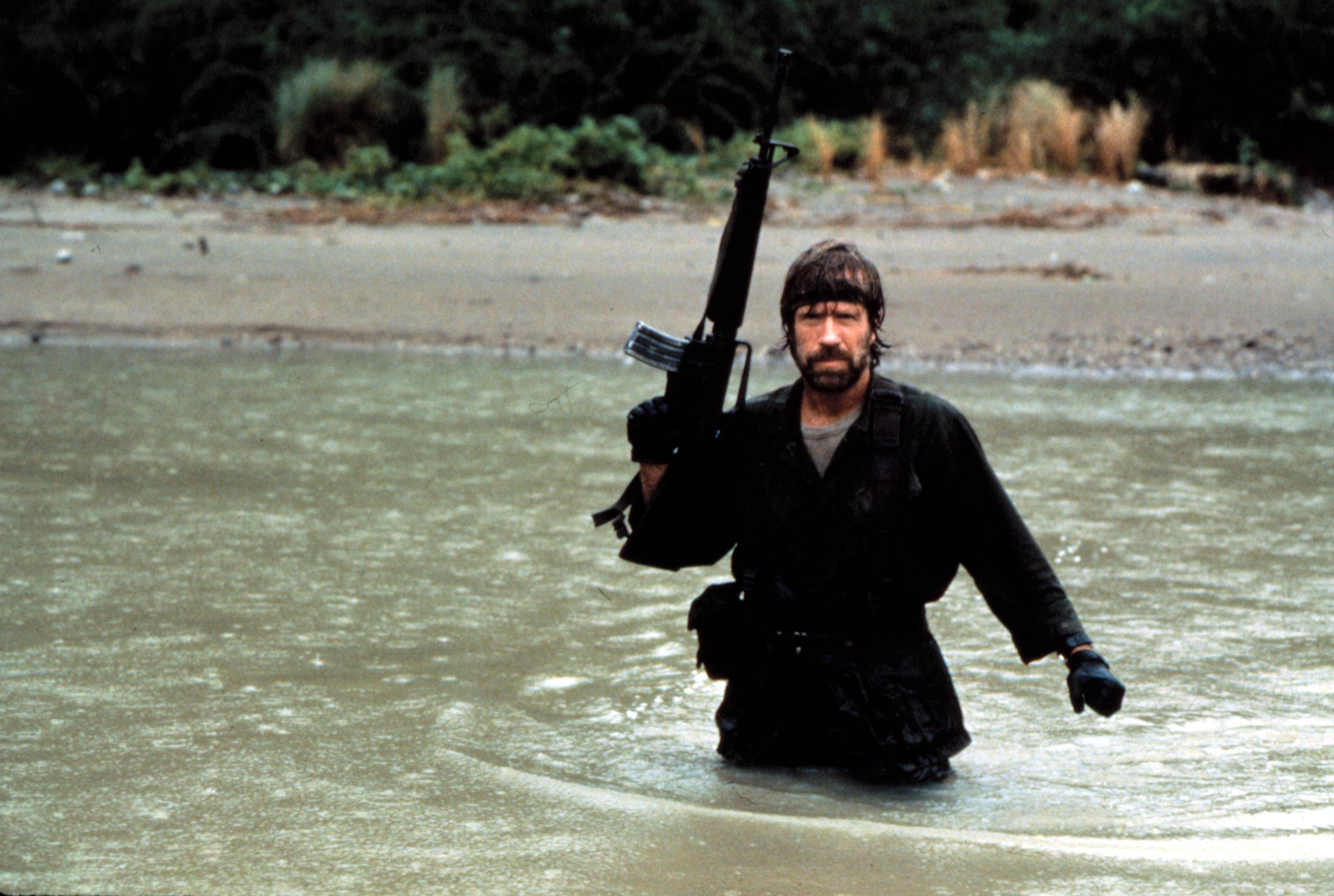 Ultimate Fan Quiz – Chuck Norris