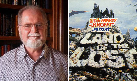 <em>Land of the Lost</em> Scribe Larry Niven Advises Against Firing Lasers at Mirrors
