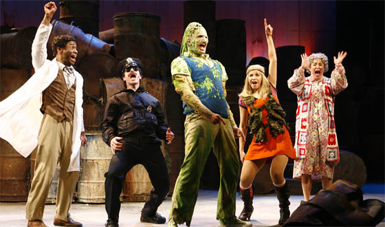 <em>Toxic Avenger</em> Director Dishes on His B-Movie Musical Adaptation