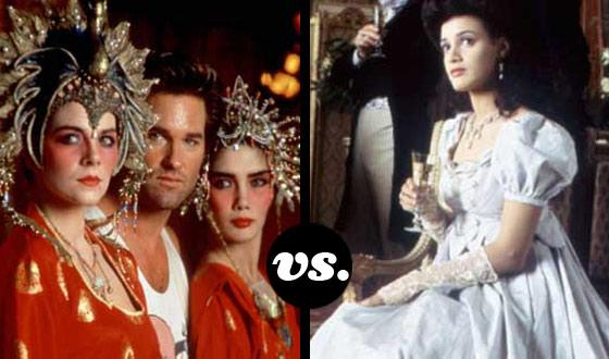 Horror Brides Tourney, Round One: <em>Big Trouble in Little China</em> (No. 8) vs. <em>The Bride</em> (No. 9)