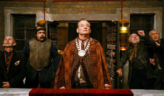 King of Comedy Bill Murray Reinvents Himself Again and Again (And Again?)