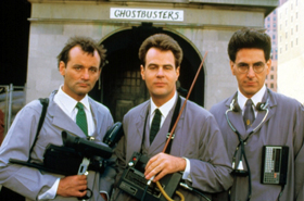 Ultimate Fan Quiz – Ghostbusters