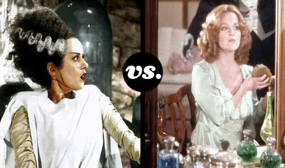 Horror Brides Tourney, Championship Round &#8211; <em>Bride of Frankenstein</em> (No. 1) vs. <em>Young Frankenstein</em> (No. 14)
