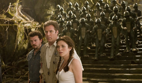 <em>Land of the Lost</em> Review &#8211; An Off-Kilter Take on Classic Kitsch That&#8217;s Also Ferrell&#8217;s Best in Years