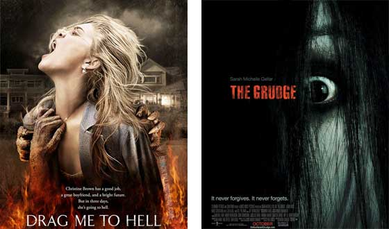Now or Then &#8211; <em>Drag Me to Hell</em> or <em>The Grudge</em>?