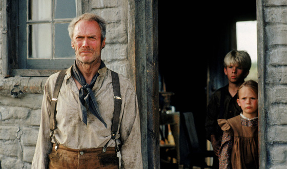 Eastwood and The Duke Don't Just Know How to Shoot, They're Also Great at Goodbyes