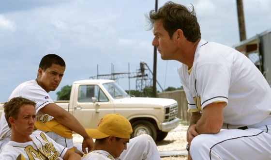 Dennis Quaid Gives <i>The Rookie</I> Perfect Pitch