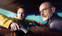 <em>Breaking Bad</em> Lands Five Emmy Nominations