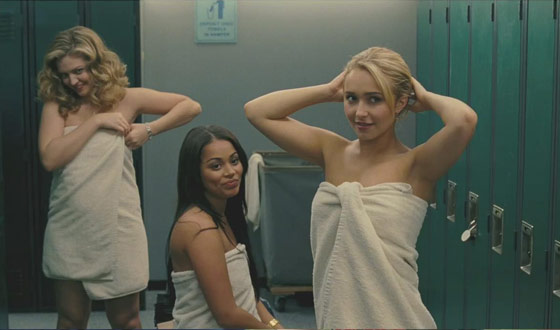 Oops, They Did It Again – Hayden Panettiere Joins the Gratuitous-Nudity Club