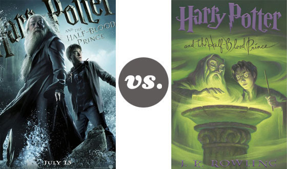 One on One – Harry Potter Movies Versus Harry Potter Books