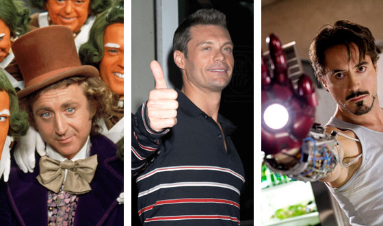 Flashback Five – How Should Seacrest Spend That Cool $45 Million? The Movies Have Ideas