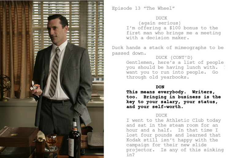 The World According to Don Draper 12 - The World According to Don Draper