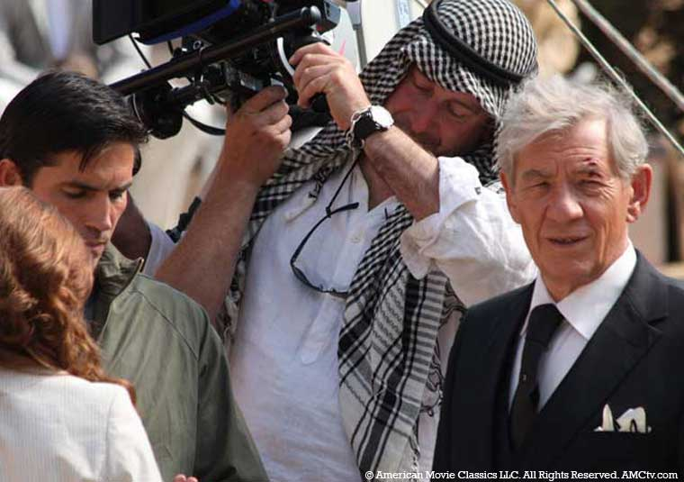 The Prisoner Filming and Production  18 - The Prisoner  Production Photos