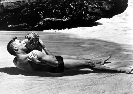 Steamiest Sex Scenes 7 - 5. From Here to Eternity (1953)
