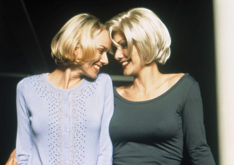 Steamiest Sex Scenes 6 - 6. Mulholland Drive (2001)