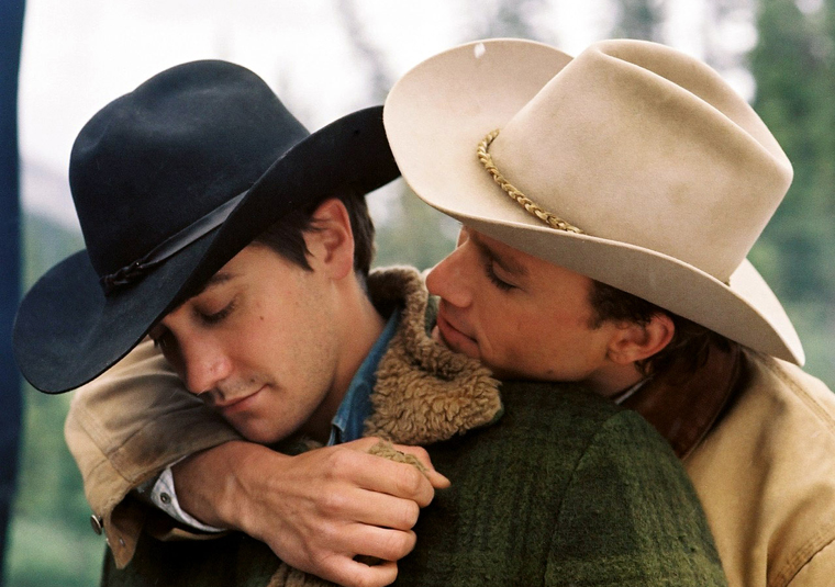 Steamiest Sex Scenes 5 - 7. Brokeback Mountain (2005)
