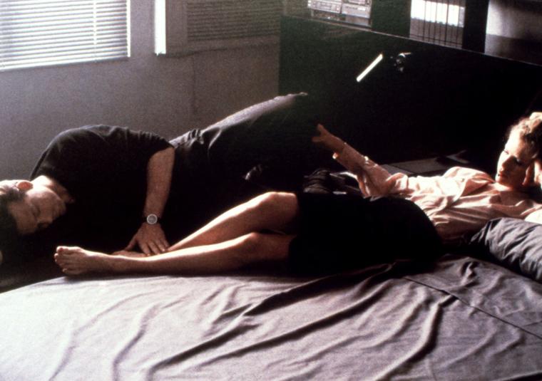 Steamiest Sex Scenes 3 - 9. 9 ½ Weeks (1986)