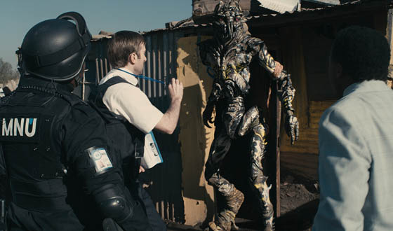 <em>District 9</em> Director Neill Blomkamp on the Intergalactic Delicacy Known as Cat Food