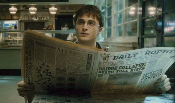 Muggle Magazines Catch Up With The Daily Prophet's Moving Pictures