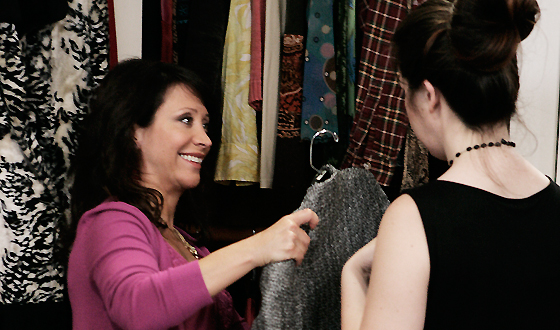 <em>Life Coach</em>&#8216;s Liza Helps Her Clients Start Anew (Sort of)