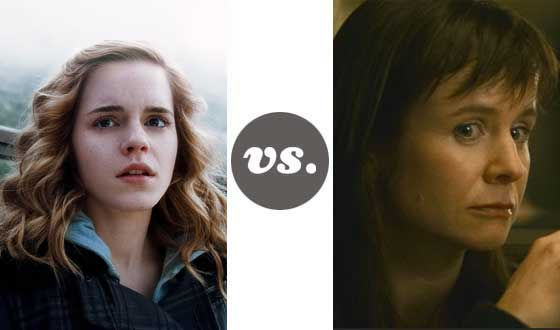 One on One – Emma Watson Versus Emily Watson