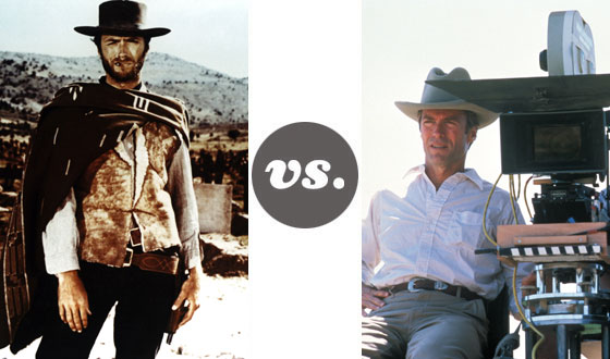 One on One – Clint Eastwood, Western Director Versus Clint Eastwood, Western Actor