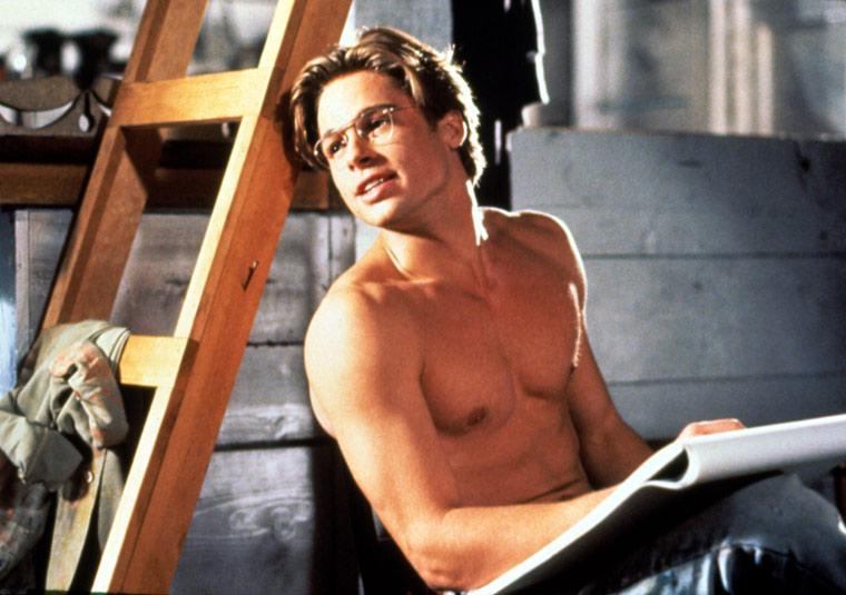 Brad Pitt's Sexiest Shirtless Scenes 1 - Brad Pitt's Sexiest Shirtless Scenes
