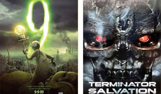Now or Then &#8211; <i>9</i> or <i>Terminator Salvation</i>?