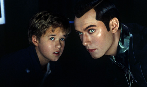 Classic Ten – Hollywood Androids