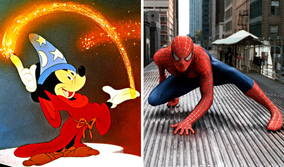 Don't Fret Disney's Marvel Merger – Mickey and Spidey Have Loads in Common