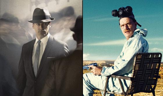 <em>Mad Men</em> and <em>Breaking Bad</em> Each Nab a Creative Emmy Award