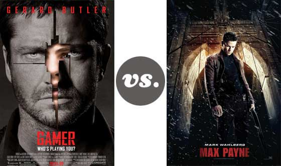 One on One – Movies Based on Video Games Versus Movies Where Life Is a Video Game