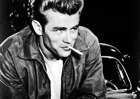 James Dean Photos 2 - 2. The Leather Jacket