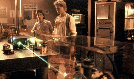 Real Genius Pictures Real Genius Val Kilmer Can't