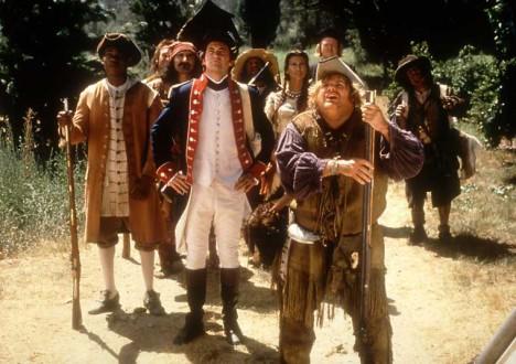 Western Comedies 9 - 8. Almost Heroes (1998)