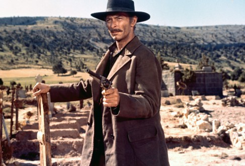 The Top Ten Western Villains 7 - 6. Lee Van Cleef as Angel Eyes in The Good, the Bad and the Ugly (1966)