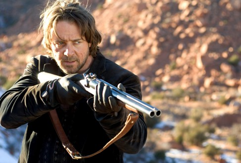 The Top Ten Western Villains 11 - 10. Russell Crowe as Ben Wade in 3:10 to Yuma (2007)