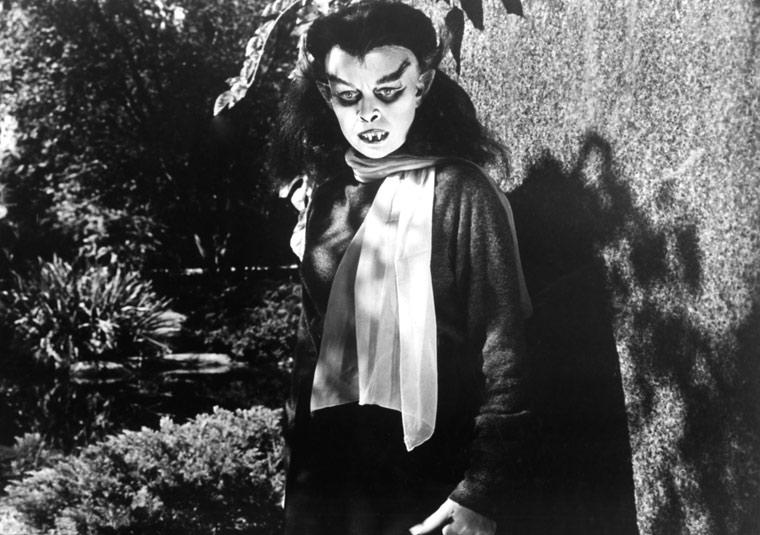 Vampires of AMC Fearfest 6 - Blood Of Dracula (1957)
