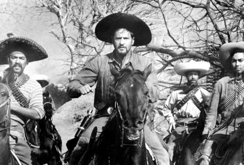 The Top Ten Western Villains 5 - 4. Eli Wallach as Calvera in The Magnificent Seven (1960)