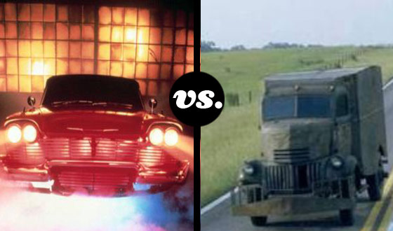 <em>Christine</em> Takes on <em>Jeepers Creepers</em> in the Death on Wheels Tournament Semifinals