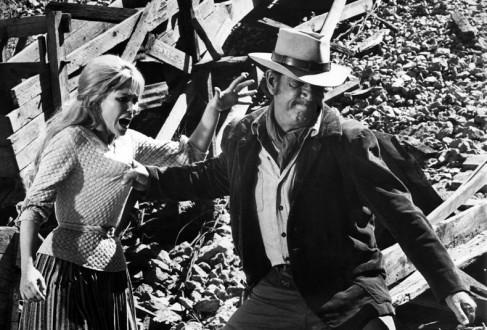 The Top Ten Western Villains 8 - 7. Richard Boone as Cicero Grimes in Hombre (1967)