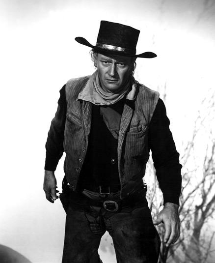 The Top Ten Western Villains 3 - 2. John Wayne as Thomas Dunson in Red River (1948)