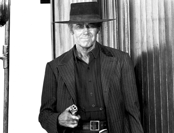 The Top Ten Western Villains 9 - 8. Henry Fonda as Frank in Once Upon a Time in the West (1968)