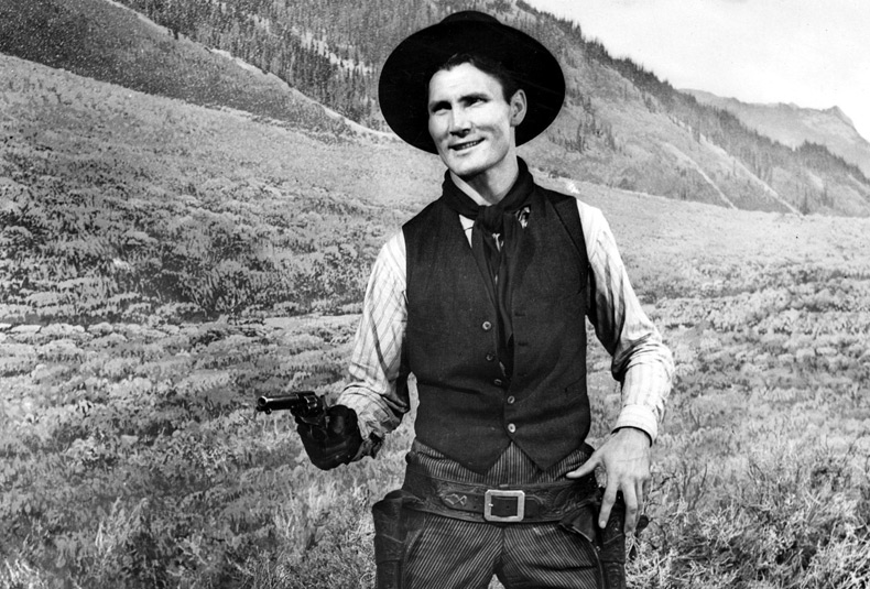 The Top Ten Western Villains 4 - 3. Jack Palance as Jack Wilson in Shane (1953)